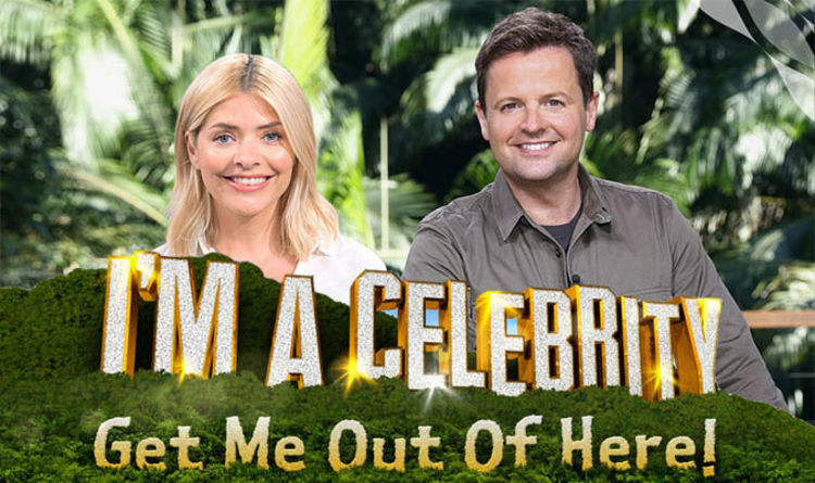 I'm A Celebrity Get Me Out Of Here Presenters Holly And Dec