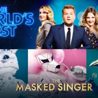 The Worlds Best vs The Masked Singer