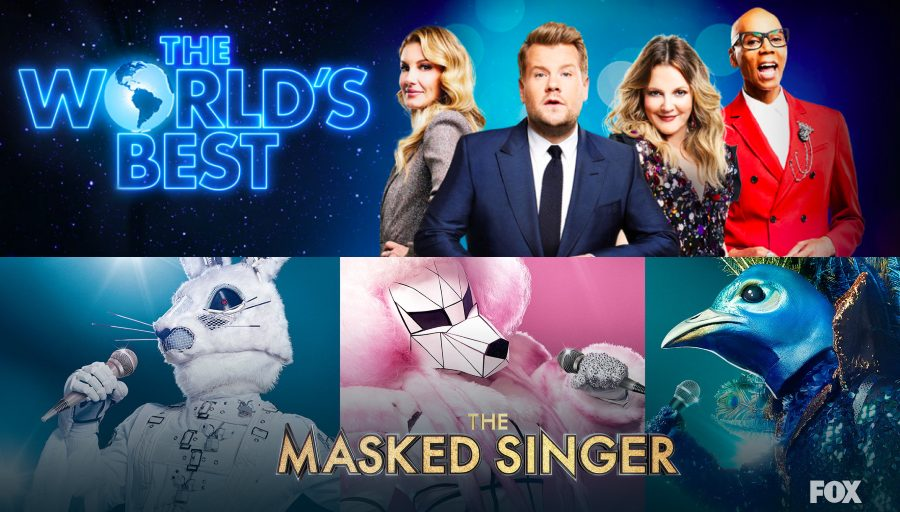 The World's Best versus The Masked Singer - Flash Chick
